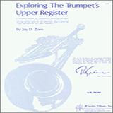 Download or print Zorn Exploring The Trumpet's Upper Register Sheet Music Printable PDF -page score for Unclassified / arranged Instrumental Method SKU: 124904.